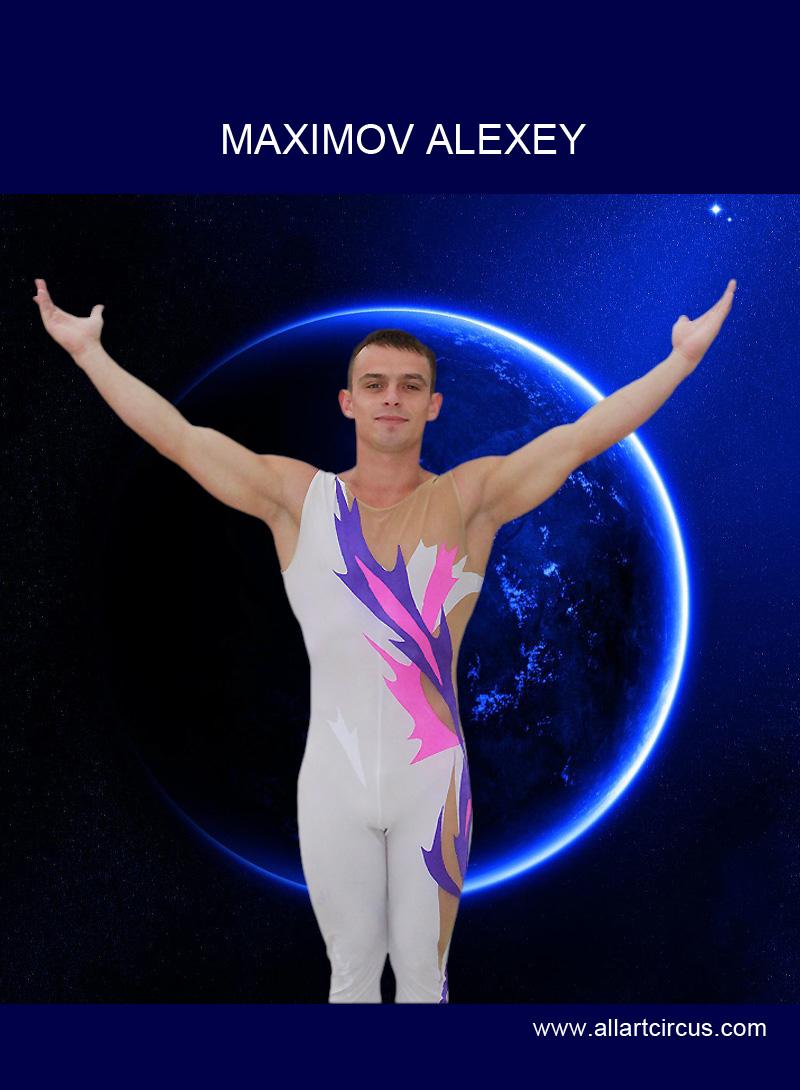MAXIMOV ALEXEY